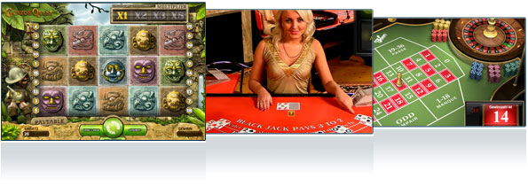 Mr Green Casino Spiele